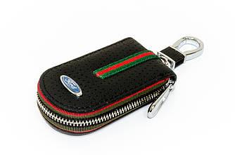 Ключница Carss с логотипом FORD 03007 черная