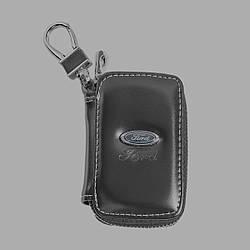 Ключница Carss с логотипом FORD 03011 черная