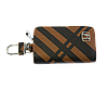 Ключниця Carss з логотипом HONDA 08014 карбон коричневий, фото 3