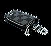 Ключниця Carss з логотипом HONDA 08013 карбон сірий, фото 5