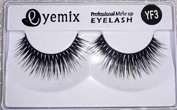 Накладные ресницы Professional make-up YF3