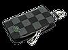 Ключница Carss с логотипом LAND ROVER 15013 карбон серый, фото 2