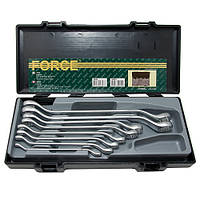 "Набор ключей накидных отогнутых на 45° 8 пр. (1/4"" - 15/16"") Force 5085S F"