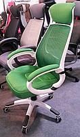 Кресло офисное, компьютерное Briz Green, зеленое