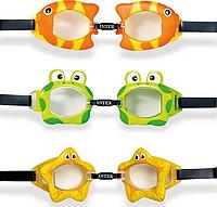 Очки для плавания детские Intex 55603