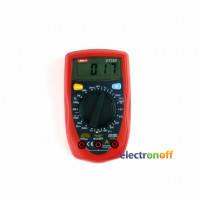Мультиметр UNI-T UT33C + термопара