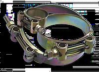 Хомут силовий одноболтовий GBSH W1 25-27/18 мм, GBSH 25-27