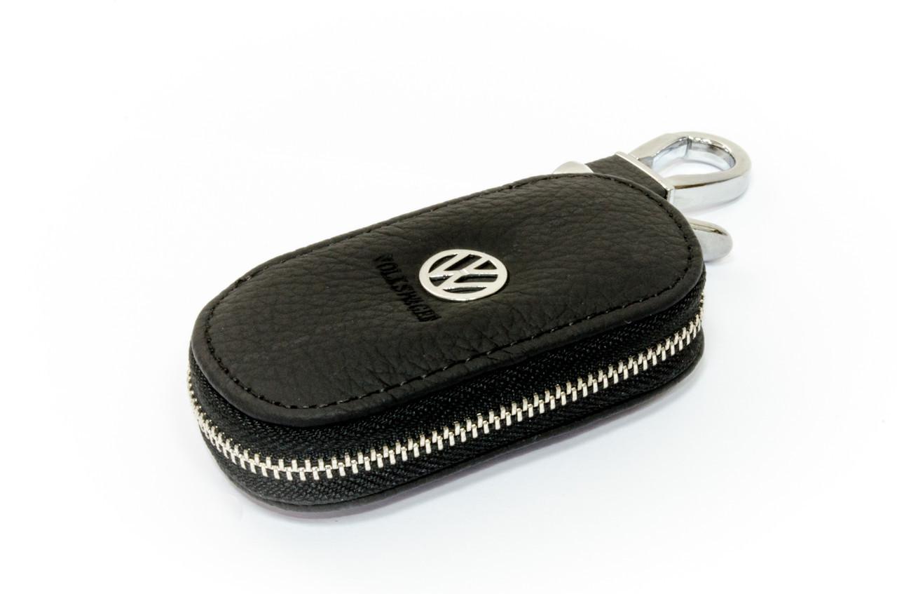 Ключница Carss с логотипом VOLKSWAGEN 04003 черная