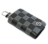 Ключница Carss с логотипом VOLKSWAGEN 04013 карбон серый, фото 3