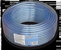 CRISTALLO Шланг прозрачный игелитовый 8*1 мм, IGCE08*10/50