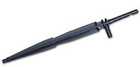 Крапельниця прикоренева, пряма, під трубку 5мм, DSK-2101L