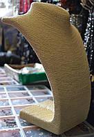 Шея под бижутерию соломенная нить, фото 1