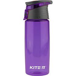 Бутылка для воды Kite 550 мл Фиолетовая (K18-401-05)