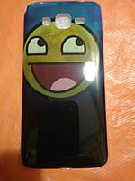 Силиконовый чехол с рисунком  Samsung J2 prime/g 532