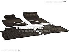 Коврики в салон Lexus LX 570, серые 4 шт