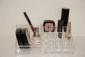 Акриловый органайзер для косметики Nice day, фото 3