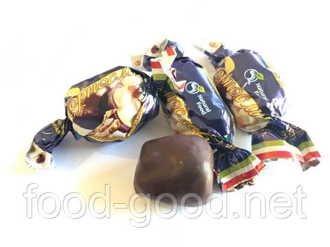 Чернослив с грецким орехом в шоколаде, 1кг
