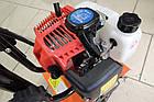 Мотокультиватор ПМЗ Vorskla 4200. Культиватор садовый Повышенная жесткость рамы., фото 3