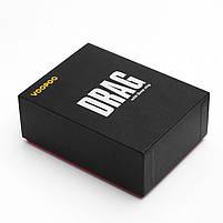 Бокс Мод VOOPOO Black Drag Resin 157W TC Box Original Mod, фото 6