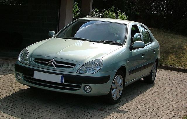 CITROEN XSARA, XSARA PICASSO (1997-2006)