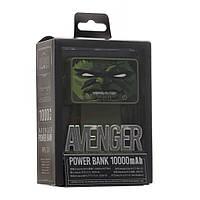 Power Bank Remax Avenger RPL-20 10000 mAh Green Hulk