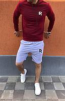 Спортивный костюм reebok с шортами