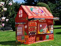 Большой игрушечный дом для детей