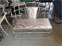 """Кованый диван """"бамбук"""""""