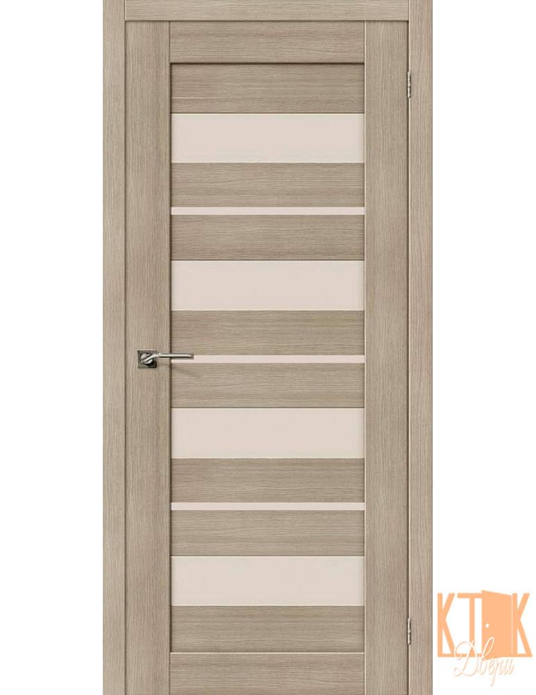Межкомнатные двери Мастер 687  ПО (шимо светлый)