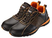 Кроссовки кожаные NEO TOOLS 82100