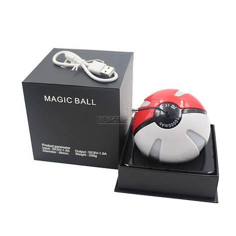 Портативное зарядное устройство Magic Ball, Toti / 10000mAh, фото 2