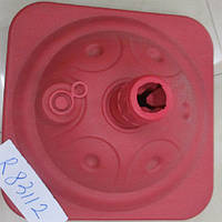 Подставка для зонтика 7*25 см красная ( подставка зонт )