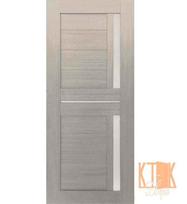 Межкомнатные двери Мастер 688 ПО (сандал белый)