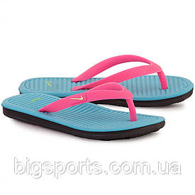 Вьетнамки дет. Nike Girls Solarsoft Thong 2 GS PS (арт. 555624-612)