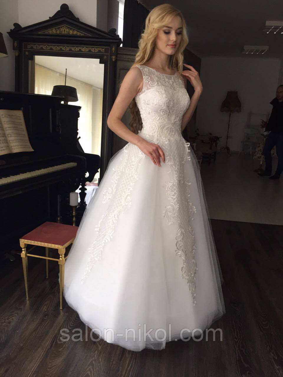 Свадебное платье 17-25
