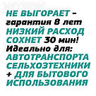 Дніпровська Вагонка Швидковисихаюча МЕТАЛ № 9003 Біла МАТ 20лт, фото 2