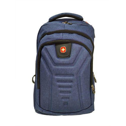 Городской рюкзак с USB 23L MK1982 Blue