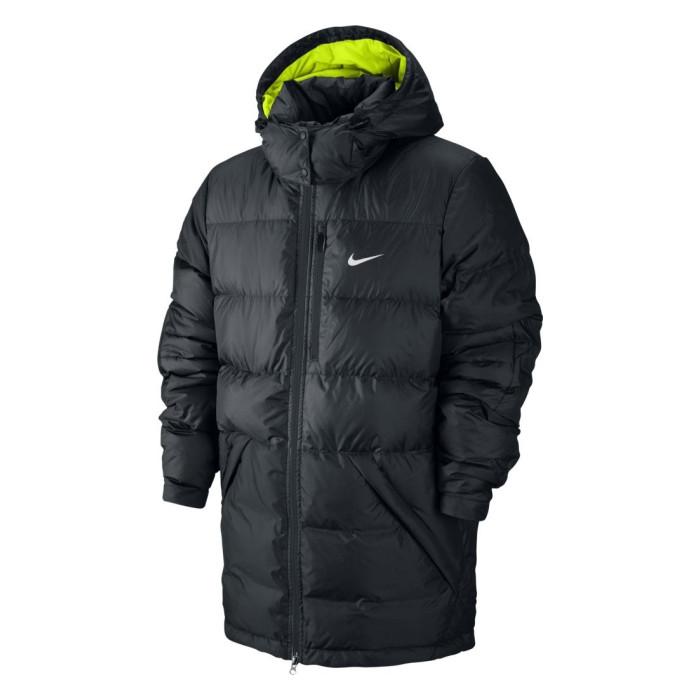 Куртка пуховик nike alliance jkt-550 hooded
