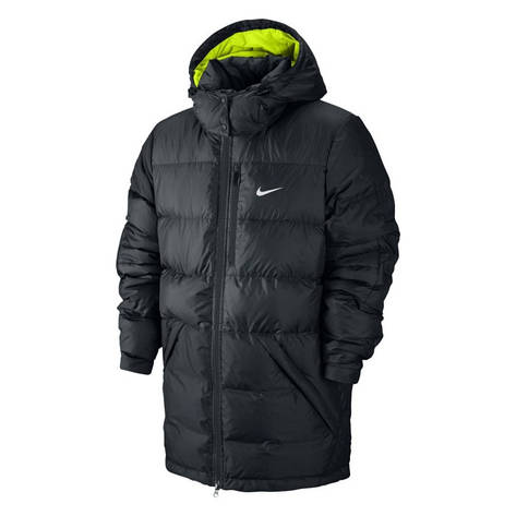 Куртка пуховик nike alliance jkt-550 hooded, фото 2