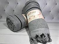 Пляжное махровое полотенце 90х170 см.