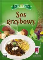 Соус грибной Gusto Culinario Польша 30г