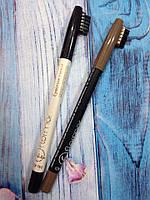Карандаш для бровей Flormar коричневый
