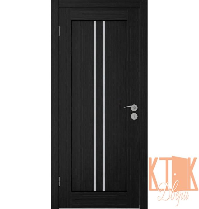 Межкомнатные двери Техно - Вертикаль-1 ПО (венге)