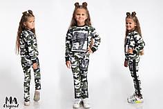 Модный спортивный костюм для девочек