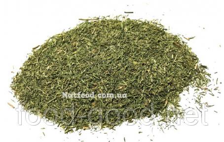 Укроп зелень сушеный, 100г, фото 2