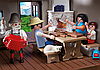 Playmobil 5422 Колиба (Плеймобил конструктор Колыба), фото 4