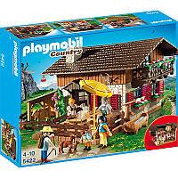 Playmobil 5422 Колиба (Плеймобил конструктор Колыба)