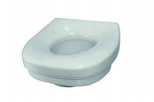 """Сидіння для туалету високе """"MEDOK"""" MED-04-014, фото 2"""