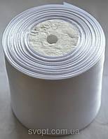 Лента атласная 7.5 см (цвет 01)