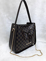 Сумка Louis Vuitton Луи Виттон коричневая эко-кожа LOUIS VUITTON